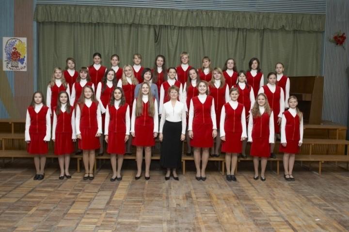 Образцовый хор «РЯБИНКА»